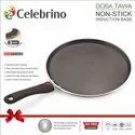 Nirlon Celebrino Roti Tawa Induction Base 28cm, 4mm Thickness
