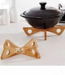 Wooden Pan / Pot Stand