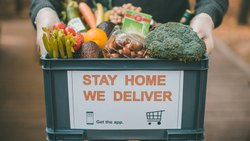 Grocery Home Delivery Services