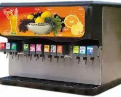 Soda Fountain Automatic Machine