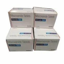 Nitazoxanide 500 Mg Tablet