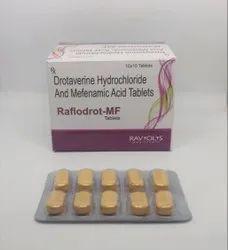 Drotaverine Mefenamic Acid Tablets