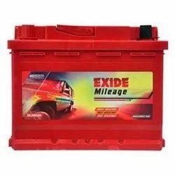 Capacity: 55Ah Price After Old Battery Exchange (Same Ah): 6049 Exide FML0-MLDIN55R