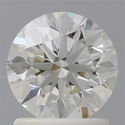 1.23ct Round Brilliant I VS1 GIA Certified Natural Diamond
