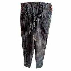 Ladies Formal Cotton Trouser