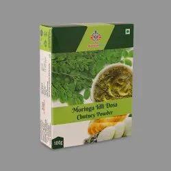 Brown Miracletree Moringa Idly Dosa Powder, Packaging Size: 100 G, Packaging Type: Packet