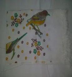 Cotton Printed Napkin, Hand Wash