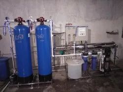 Borewell Water Groundwater Treatment System