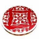 Divian Round Mother Of Pearl Trays