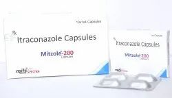 Itraconazole 200mg, Prescription
