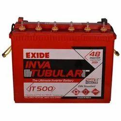 Exide Tubular Batteries