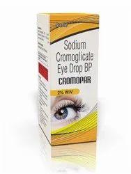 Cromoglycate Sodium 2% Eye Drops