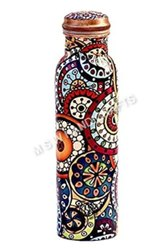 Digital Printted Bottle.  Best use In Traviling office & Home use.