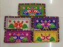 Embroidered Ladies Clutches For Wedding Return Gift