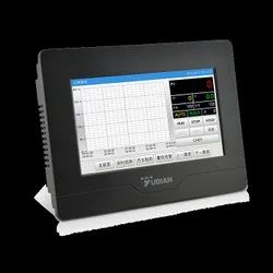 Touch Screen Controller With Data Logger