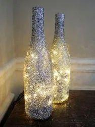 Direct Current LED Cork Lights, For Decoration Purpose