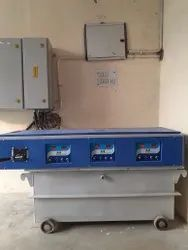 Servo Voltage Stabilizer With By-Pass
