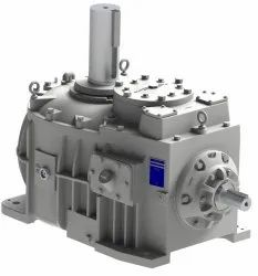 MK Engineering Ci Casing Cooling Tower Gear Box, For Industrial, Power: 5 Hp