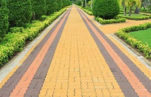 Pathways Interlocking Concrete Paver Blocks