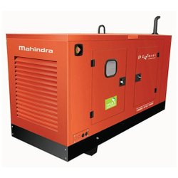 100 kVA Mahindra Powerol Diesel Genset, 415 V