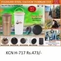 Stainless Steel Vaccum Tumbler Cup