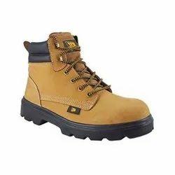 JCB Trekker Leather Safety / Industrial Shoes