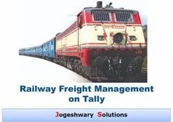 Offline Railway Logistics Transporter Software On Tally, For Windows, Free Demo/Trial Available