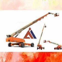 Boom Lift Manlift Rental Services, Minimum Rental Duration: 1 Month
