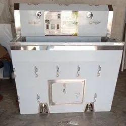 Floor Mounted Scrub Sink