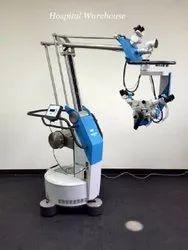 Moller Hi-R 1000 Neurosurgery Microscope