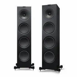 Black Kef Q950 Home Audio Speaker, 200 W