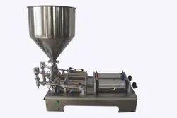 Semi-Automatic Paste Liquid Filler