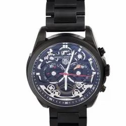 Men Round Grand Carrera SLS CR7 Chronograph Watch, For Daily