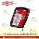 Piaggio Ape City Dlx Three Wheeler Tail Lamp Assembly