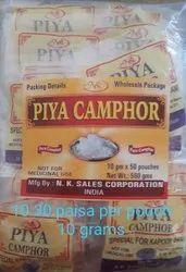 Piya Brand Camphor tablets