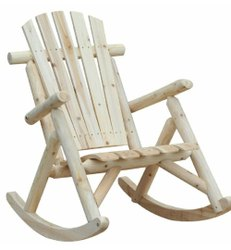 98 X 66 X 96 Cm Wooden Rocking Chair, Finish: Polished