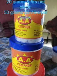 AA Brand Smokeless Tablets