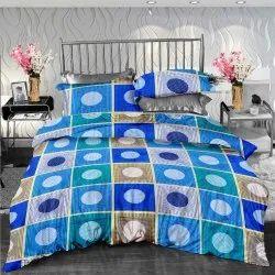 Designer Double Bed Sheet