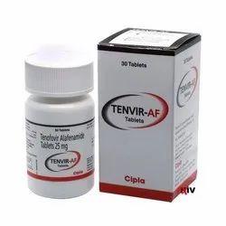 Tenvir AF 25mg Tablet