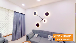 4BHK Ultra Luxurious Flat For Sale at Prime Location of Adajan, Surat City