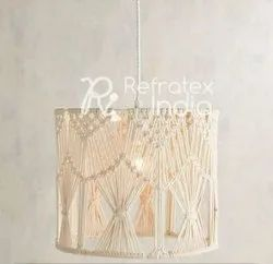New Quality Macrame Lamp Shade