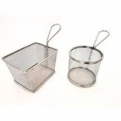 Table Service Fryer Basket