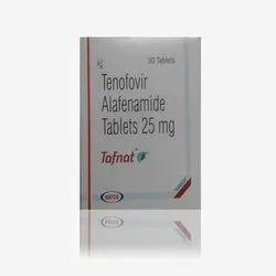 Tafnat 25 Mg Tablet