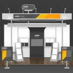 Stall Exhibition Branding Design Services