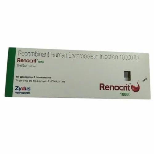 RENOCRIT 10000IU