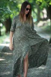 Women Casual Maxi Dress