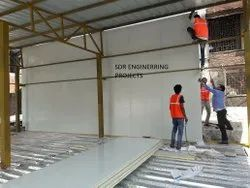 Rooftop Enclosure Roofing Sheet