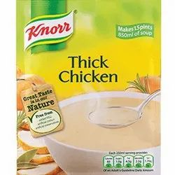 knorr thick chicken soup