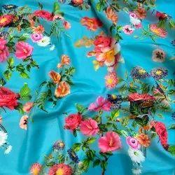 Cotton Georgette Digital Printed Fabrics
