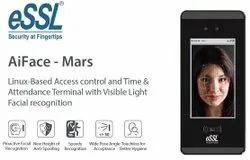 AiFace - Mars Linux-Based Access Control and Time & Attendance With Visible Light Facial Recognition